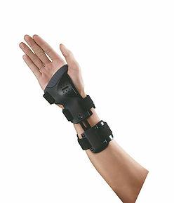Sliding Fit Wrist Brace