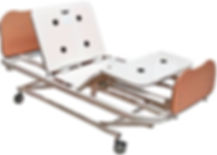 Ikan Walmsley Bed Hospital Bed