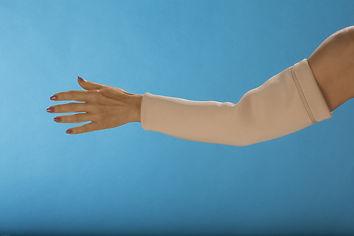 DermaSaver Arm Tube for frail ski