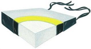 Skil Care Foam Wedged Cushion