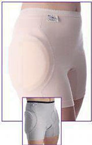 HipSaver Open Bottom Hip Protector for falls risk people with urge incontinence