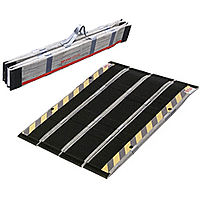 Lightweight Ramp ideal for climbong kerbs, thats the Decpac Personal Ramp