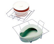 BE03 Commode,  Bed & Slipper Pans