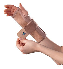 Wrist Splint With Strap