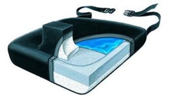 Skil care Leg Abductor Gel Foam Wheelchair Cushion