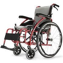 Aluminium Quality  Lightweight Wheelchair. Karma S Ergo 125