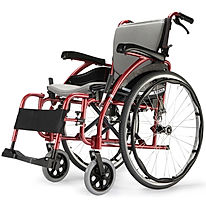 Aluminium Quality  Lightweight Wheelchair. Karma S Ergo 125