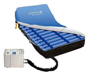 Peak Care Premium 8 Digital Alternating Air Mattress