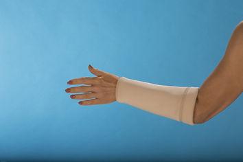 Fragile Skin Protectors Called DermaSaver Forearm Tube
