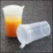 Clear Feeding Cup (Pair)