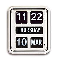Day Of The Week Calendar Clock - analogue talking alarm clock