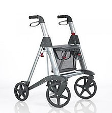 The Active Walker is Versatile  adn functional. A well designed mobility walkert