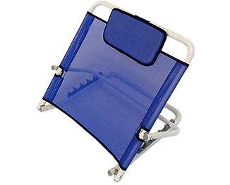 Bed Backrest, Colour Blue, Angle adjustable
