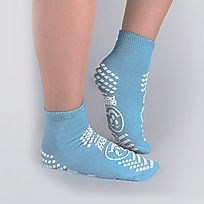 Pillow Paws Double Imprint Non Slip Socks prevent slips and falls in the elderly