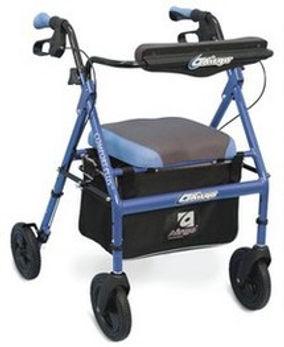 Airgo Comfort Plus Aluminium Walker