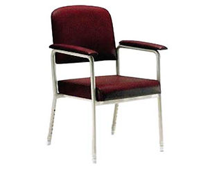 Adjustable Height Utility Chair