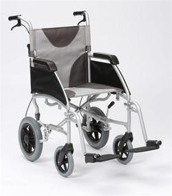 Lightweight Aluminium Transit Chair