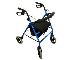 Peak Care Elipse Eight Inch Wheel Hand Brake Walke