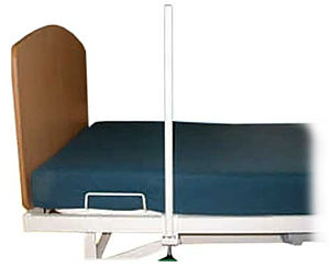 Clamp On Bed Stick to fit most electric hospital beds