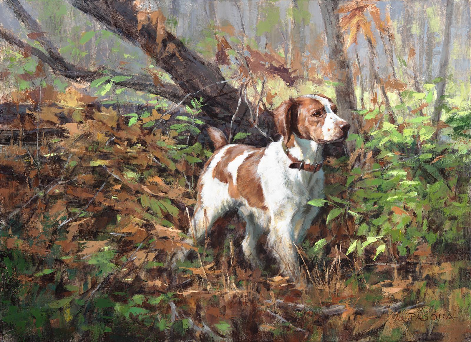 October Brittany 19 x 26