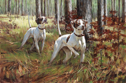 Southern Beauties  24 x 36