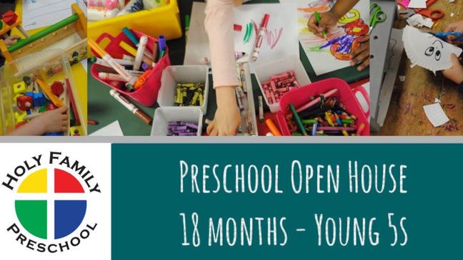 Pre-School Open House