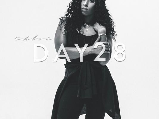 Speaks Pick of the Week: Chloé - Day 28