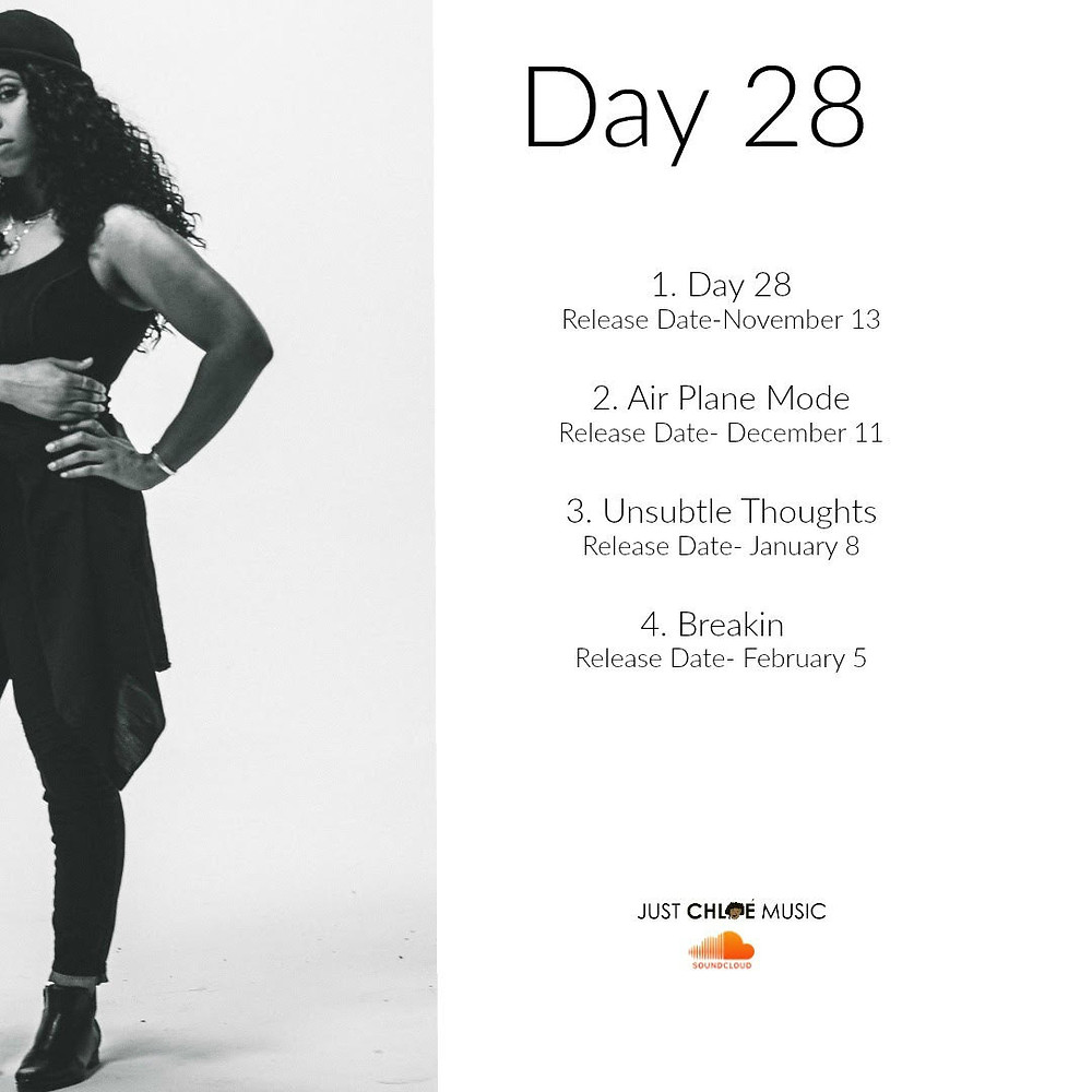 Day 28 Track List