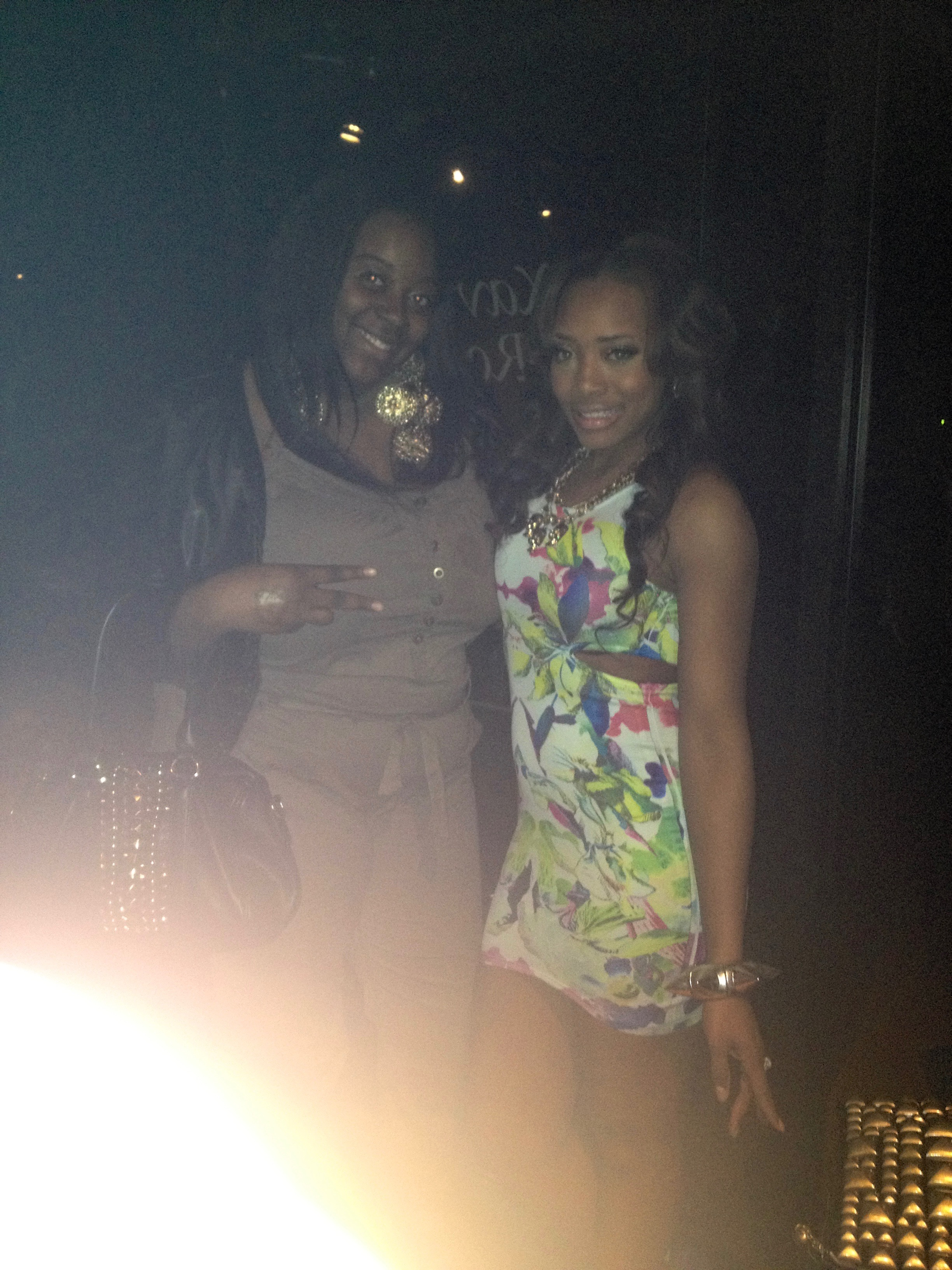 Yandy Smith of VH1 Love & Hip Hop NY