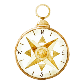 Kompas podróżny