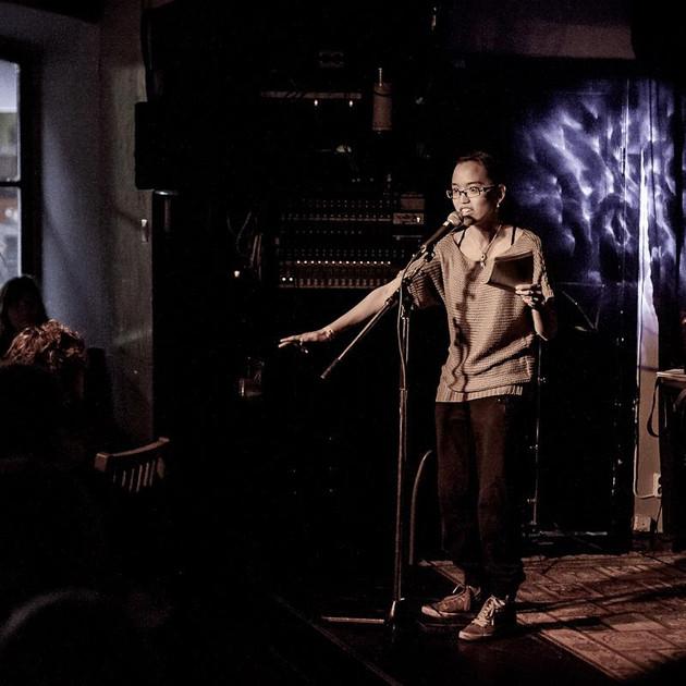 SM i Poetry Slam 2012, Göteborg
