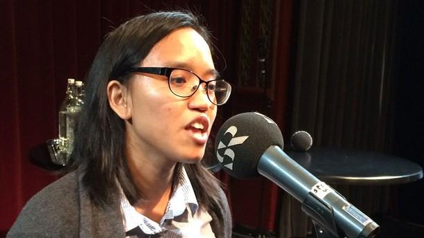 P1 Debatt med Alexandra Pascalidou