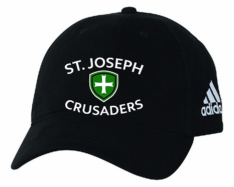 SJS Adidas Crusaders Hat - Black
