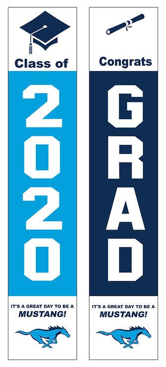 DGS Graduation Door Banner Set