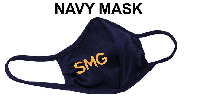 SMG Navy Mask