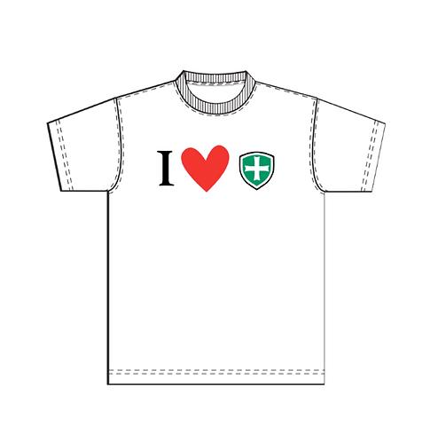 I Heart SJS T-Shirt