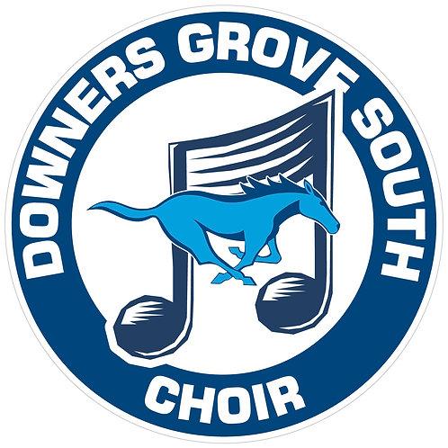 DGS Choir Sticker - Nameless