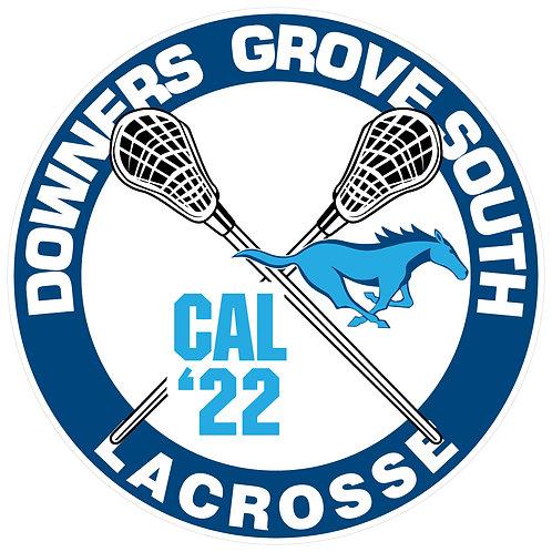 DGS Lacrosse Yard Sign