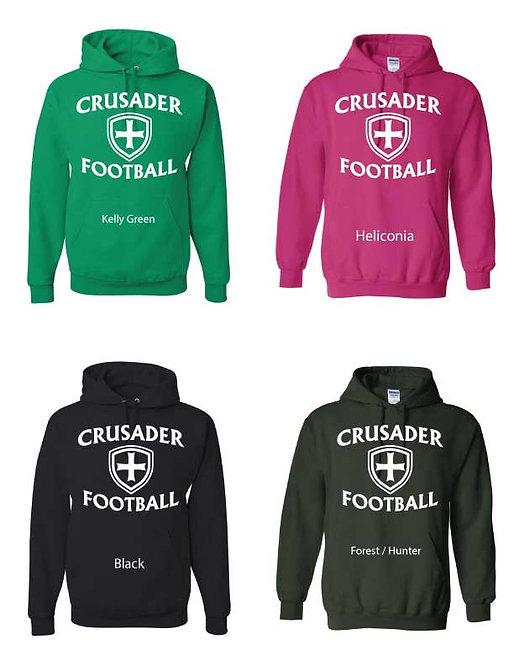 SJS Football Sweatshirt