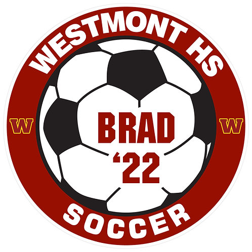 WHS Soccer Yard Sign
