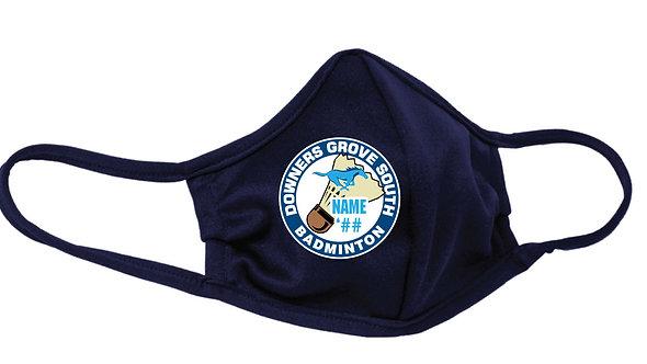 DGS Badminton Face Mask
