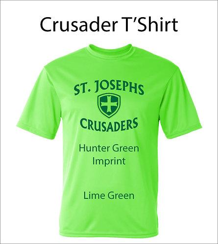 SJS Lime Shirt