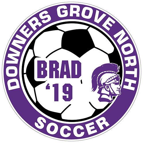 DGN Soccer Yard Sign