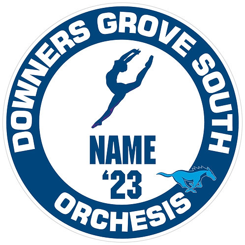 DGS Orchesis Yard Sign