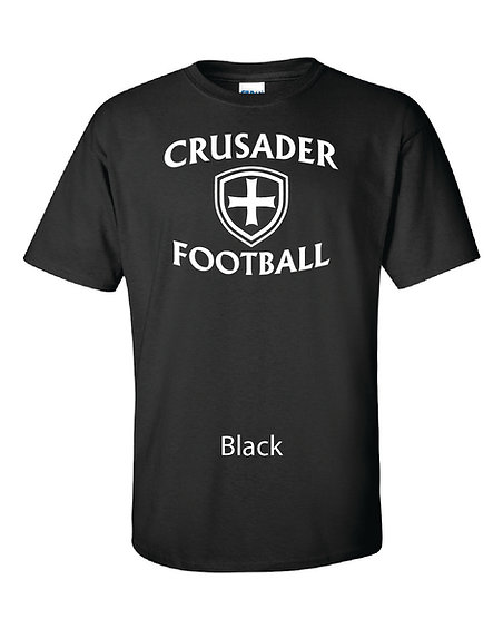 SJS Football Shirt - Black