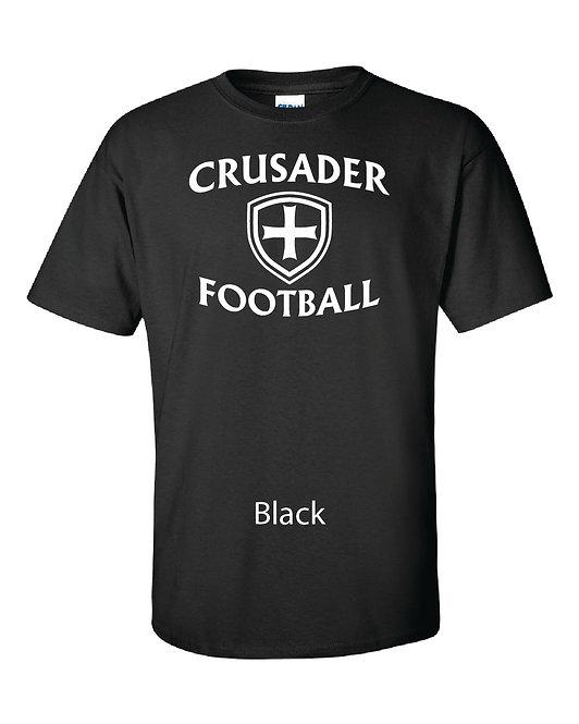 SJS Football Shirt - Black