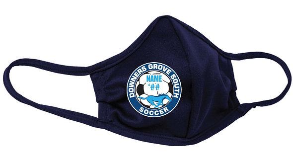 DGS Soccer Face Mask