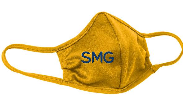 SMG Gold Navy Mask