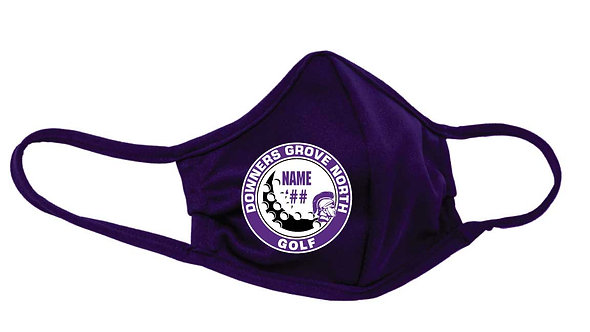 DGN Golf Face Mask