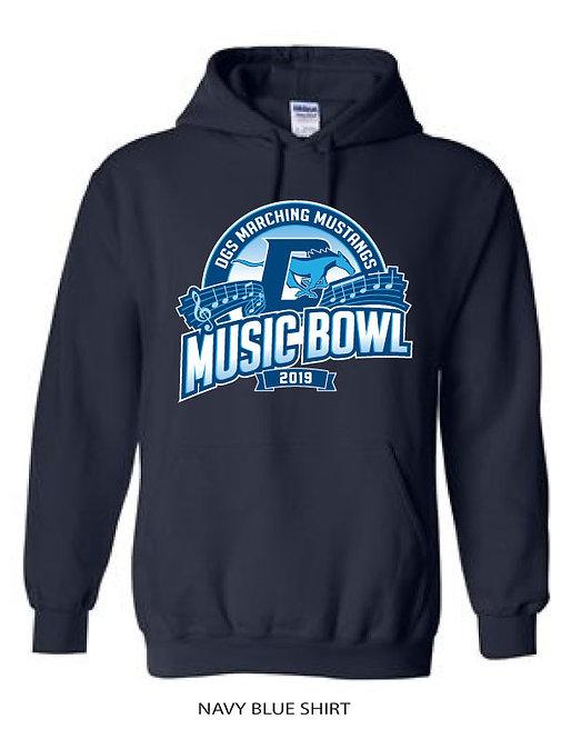 DGS Music Bowl Sweatshirt